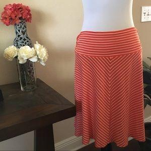 Striped skirt 💃🏻